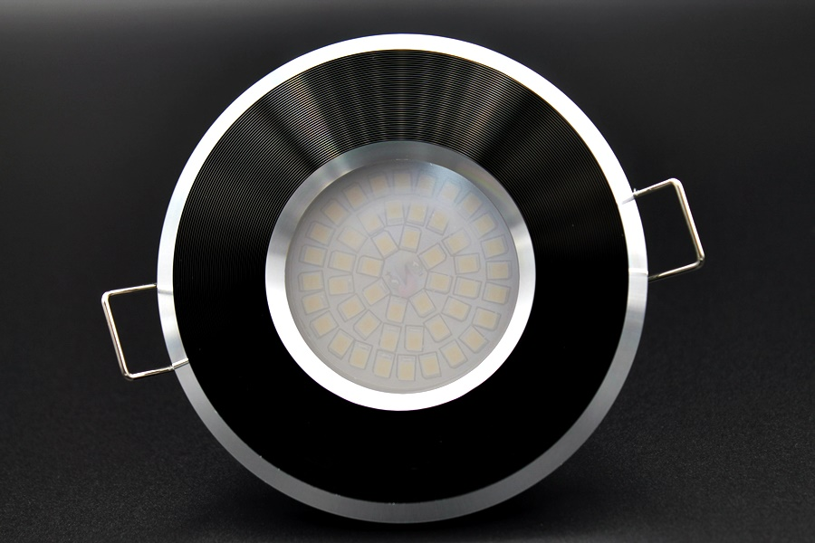 Lampen Leuchten Für Heimwerker Led Feuchtraum Einbaurahmen